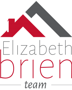 Elizabeth Brien Team logo with house icon