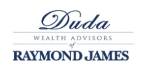 Duda wealth adivsors logo raymond james