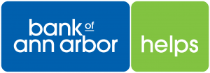 bank of ann arbor helps logo
