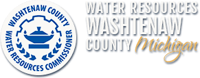 water resources washtenaw county michigan logo