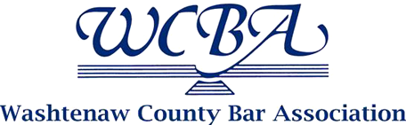 WCBA Washtenaw County Bar Association