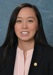Senator Stephanie Chang